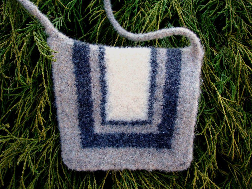 bulky knitting machine patterns