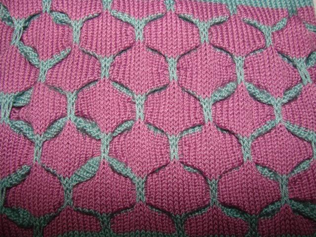 Passap Knitting Machine Patterns : Passap Machine Ruching Technique Cckittenknitss Weblog