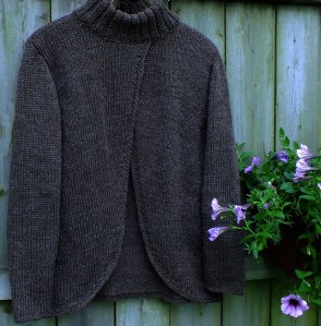 turtleneckshrugcardigan