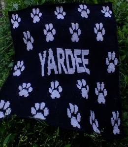 Yardee's Doggie Blanket