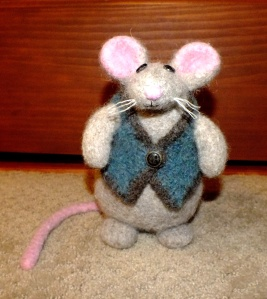 My Door Mouse.....Rat?