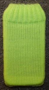 knittedcellphonebag