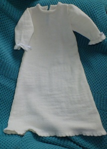 PassapKnitted Christening Gown