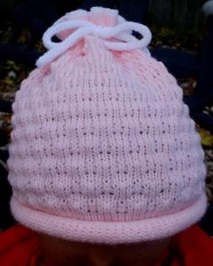 Ruth Schnell Tuck    Stitch Hat