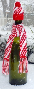 winebottlehatandscarfcombinationa